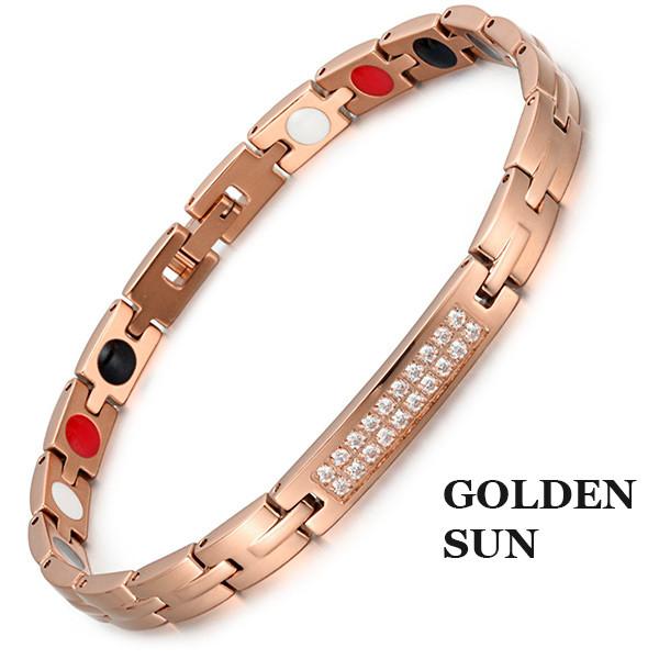 Магнитный браслет Golden Sun