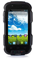 Пылевлагозащищенный смартфон Sigma mobile Х-treme PQ23 black