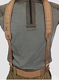 Ленточные лямки к ременно-плечевой системе, фото 2