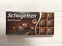 Шоколад шоготен черный ( schogetten ) 100г