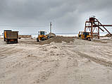 Пісок митий, частково збагачений (річковий), фото 4