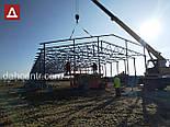 Ангар Двускат 24х54 навес, фермы, цех, здание, помещение, склад, сто, фото 4