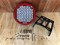 Светодиодная LED фара 93Вт  (светодиоды 3W x21шт)