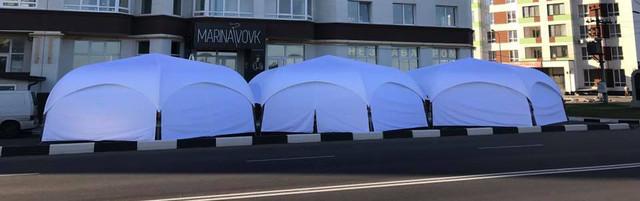 шатры большие киев купить