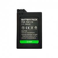 Аккумулятор Alitek для игровых консолей Sony PSP-110, 1800 mAh