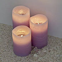 Электронные свечи Tenna Lilac набор
