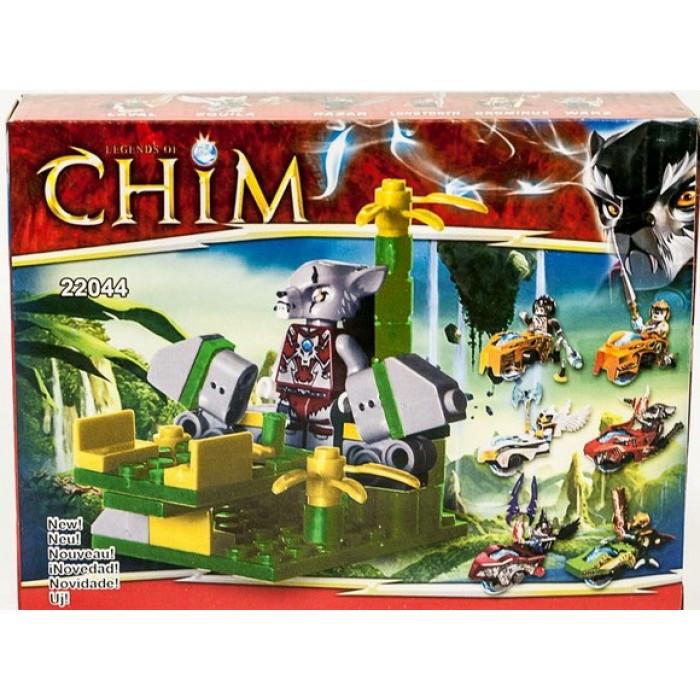 Конструктор Chima + 2 мотоцикла 22044
