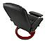 Масажное ТВ кресло FUNFIT HOME & OFFICE(черный), фото 6