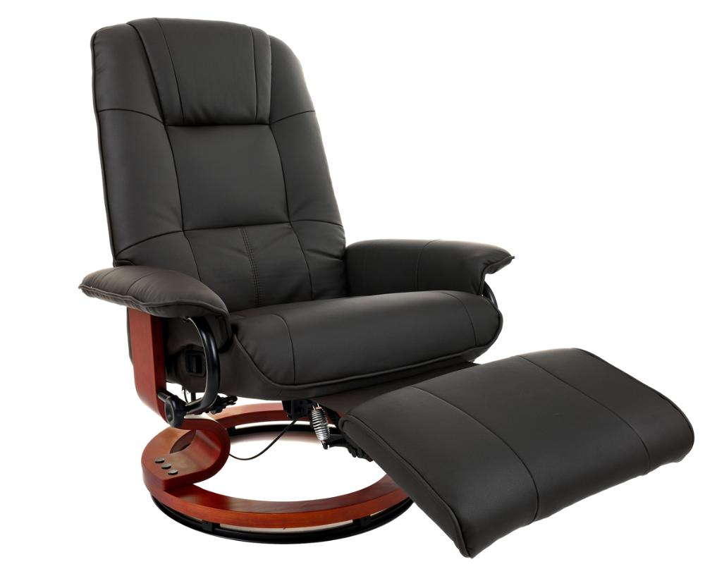 Масажное ТВ кресло FUNFIT HOME & OFFICE(черный)