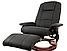 Масажное ТВ кресло FUNFIT HOME & OFFICE(черный), фото 2