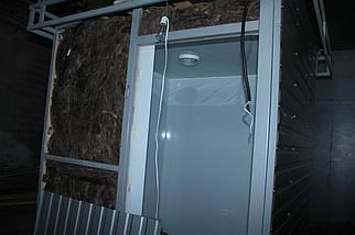 Пост охраны из профнастила 2*2,5м, фото 2