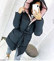 Женская удлиненная куртка,женская демисезонная куртка, фото 1