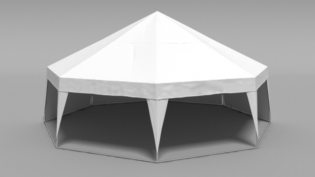 шатер пирамида