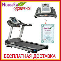 Беговая дорожка для залаэлектрическая профессиональнаяскладная компактная HouseFit Хаусфит PHT 014