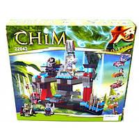 Конструктор Chima + 2 мотоцикла 22042