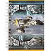 """Блокнот А6 """" Графика"""" 80л                                                                  Артикул: ТА6280микс, фото 4"""