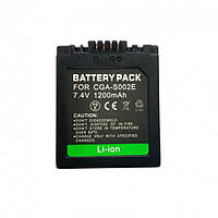 Aккумулятор Alitek для Panasonic CGA-S002, DMW-BM7, 1200 мАч, фото 1