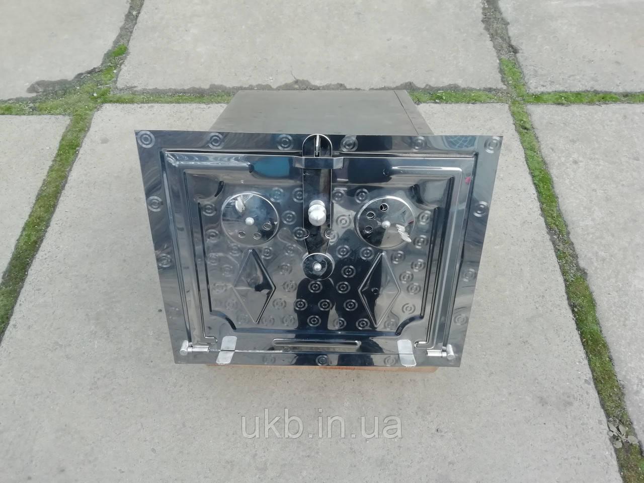 Духовка для печи Нержавейка 375*310 мм