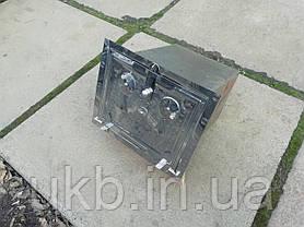 Духовка для печи Нержавейка 375*310 мм, фото 2