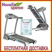 Беговая дорожка для домаэлектрическаяскладная компактная HouseFit Хаусфит HT 9166 E