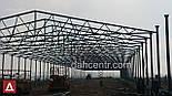 Ангар 20х72х5 склад, каркас, 1440 кв.м. новий, металоконструкція, фото 4