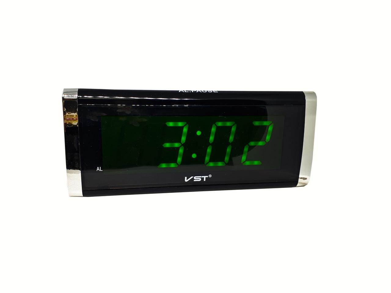 VST 730-2опт Светодиодные электронные часы