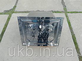 Духовка печная Нержавейка 375*310 мм, фото 3