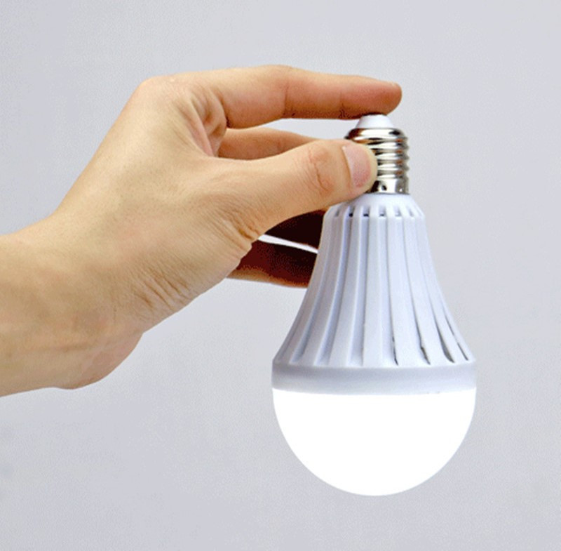 Светодиодная смарт-лампа 5 Вт с патроном (комплект 2 шт.)
