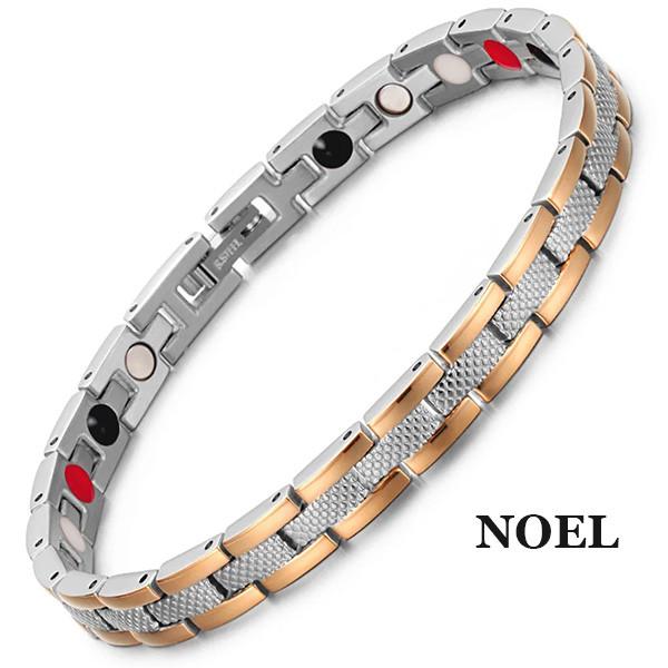 Магнитный браслет Noel Rose Gold