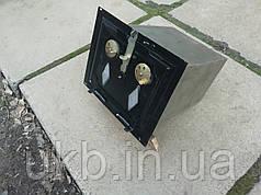 Духовка для печи Черная 375*310мм (Малая)