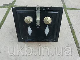 Духовка для печі Чорна 375*310мм (Мала), фото 3