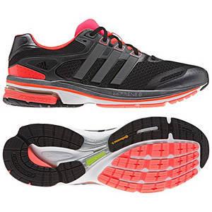Кроссовки adidas supernova Glide 5 Running Black, фото 2