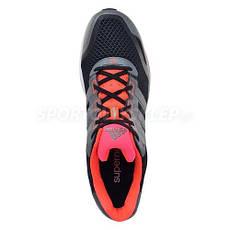 Кроссовки adidas supernova Glide 5 Running Black, фото 3