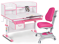 Комплект Evo-kids Evo 50 PN Pink (арт. Evo-50 PN + кресло Y-110 KP)