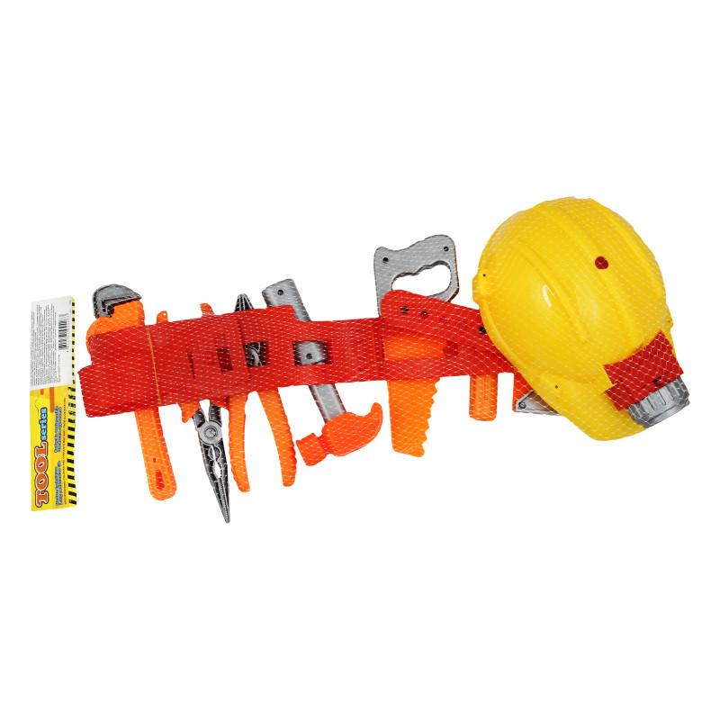 Игровой набор Винтик и Шпунтик Строительные инструменты 9 предметов (Essa Toys 2041)