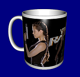 Кружка / чашка Лара Крофт, фото 3