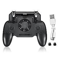 SR2000 игровой геймпад, триггер, джойстик для телефона и Pubg с охлаждением и Power Bank на 2000 мАч