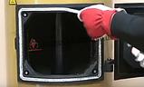Термостійкий Шнур для дверей котла квадратний 20х20мм (Керамічний), фото 2
