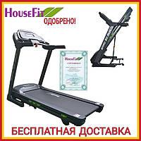 Беговая дорожка для домаэлектрическая складная домашняя компактная Хаусфит HouseFit HT-9186EB
