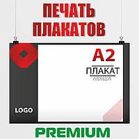 Фотопечать плакатов А2