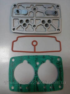 Клапанна плита для Fini BK 113 з прокладками