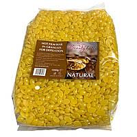 Воск Beauty Hall гипоаллергенный (1 кг) NATURAL