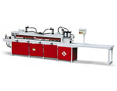 Пресс для сращивания по длине WINTER Typ MH 1545 SEMI-AUTO