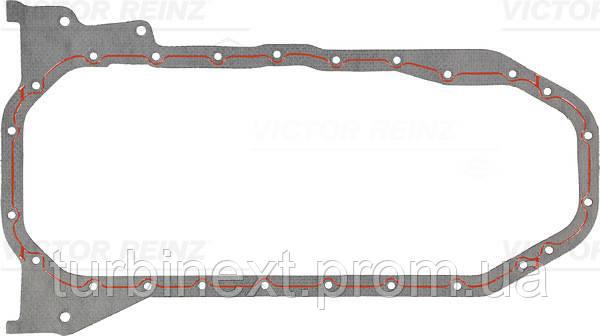 Прокладка поддона картера металлическая AUDI 100 VW LT 28-35 VICTOR REINZ 71-29178-10