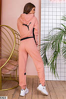 Спортивный костюм пудра,костюм женский спортивный двунить женский ,серый костюм двойка ,спортивные костюстюмы,