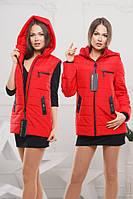 Весенние куртки жилетки женские удлиненные