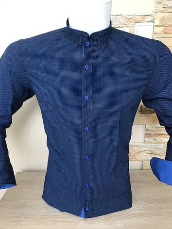 Сорочка Fiorenzo з коміром-стійка, фото 2
