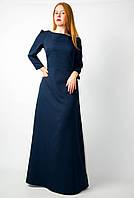 Платье длинное в пол от бренда Adele Leroy.