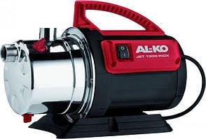 Поверхневий насос для чистої води AL-KO Jet 1300 Inox (1300 Вт, 5000 л/год)