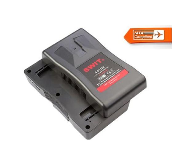 Аккумулятор SWIT S-8152S 73+73Wh Split-Style V-Mount Camera Battery Pack (S-8152S)
